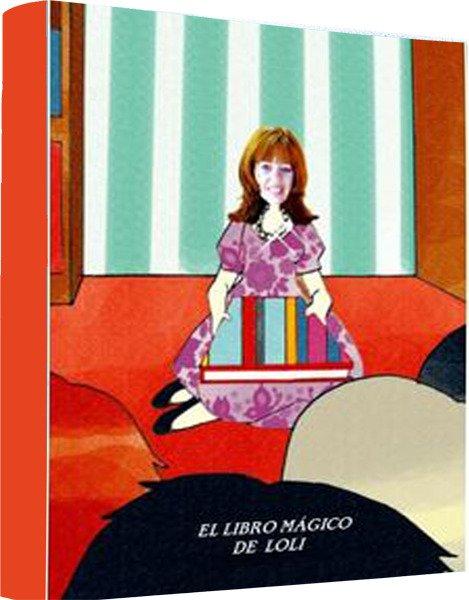 El Libro Mágico   ✅ Cuentos Personalizados para la profesora